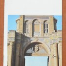 Iran Travel Brochure BOAC 1969 Tourist Info Ads Booklet Vintage