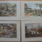 Lionel Barrymore Foil Print Lot 4 Pt Mugu Seaworthy Point Pleasant Purdy's Basin