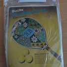 Bucilla Needlepoint Kit Tennis Racket Cover Case Blossom 4502 Vintage Complete