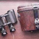 Vintage Dienstglas Binoculars 6x30 236039 eso Plastic Case