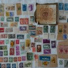 Israel Stamps Small Lot 1950's to Later 130 Used
