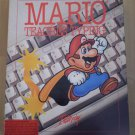 Mario Teaches Typing Interplay IBM Tandy 1992 5.25 disk