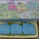 Avon Snap Apart Train Soaps 1982 in Box Vintage