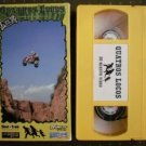Quatros Locos VHS Cardiac Creations Quad Film LBZ Motorcycle