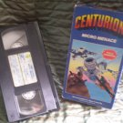 Centurions Micro Menace VHS 1986 Children Video Library