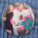 Cutting Edge Movie Pin Button Badge Hockey Skating 1992