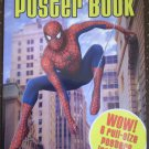 Spider Man 2 Poster book 6 posters Kellogg 2004