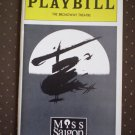 Miss Saigon Playbill Broadway April 1995 Program Musical