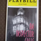 An Inspector Calls Playbill Royale Theatre 1994