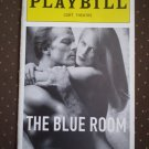 The Blue Room Playbill Cort Theatre Feb 1999 Vol 99 2