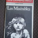 Performing Arts Les Miserables Shubert 1988 Program
