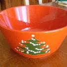 Waechtersbach Christmas Tree Vegetable Bowl 9in