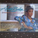 Anita Baker Giving You The Best That I Got Cassette