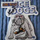 Long Beach Ice Dogs Patch Hockey ECHL LB