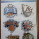 NBA Brigade Badge Laser Stickers Atlantic Allpro Deals NBBS 035