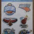 NBA Brigade Badge Laser Stickers Southeast Allpro Deals NBBS 034