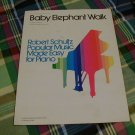 Baby Elephant Walk sheet music Henry Mancini 1983 Edit item   Reserve item