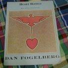 Heart Hotels Sheet Music Dan Fogelberg 1979