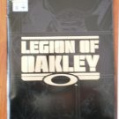 Legion of Oakley 00 Ultimate Gear Comic Book Brochure Fold Out Ad Poster