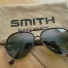 Smith Sunglasses Vintage France Brown Large Shades