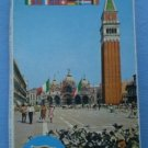 Venezia Edizioni Gerlin Souvenir Folder Photo Venice Italy