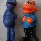 Ernie Grover PVC Muppets Figure Vintage Hong Kong Lot 2 Sesame Street 2in