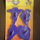 Biker Mice From Mars Wilton Cookie Cutter Set/4 1994
