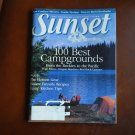 Sunset Magazine of Western Living May 1997 100 Best Campgrounds