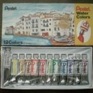Pentel Water Colors PAW-12 Tubes Vintage watercolors