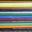 Berol Prismacolor Colored Pencils Used Lot 13
