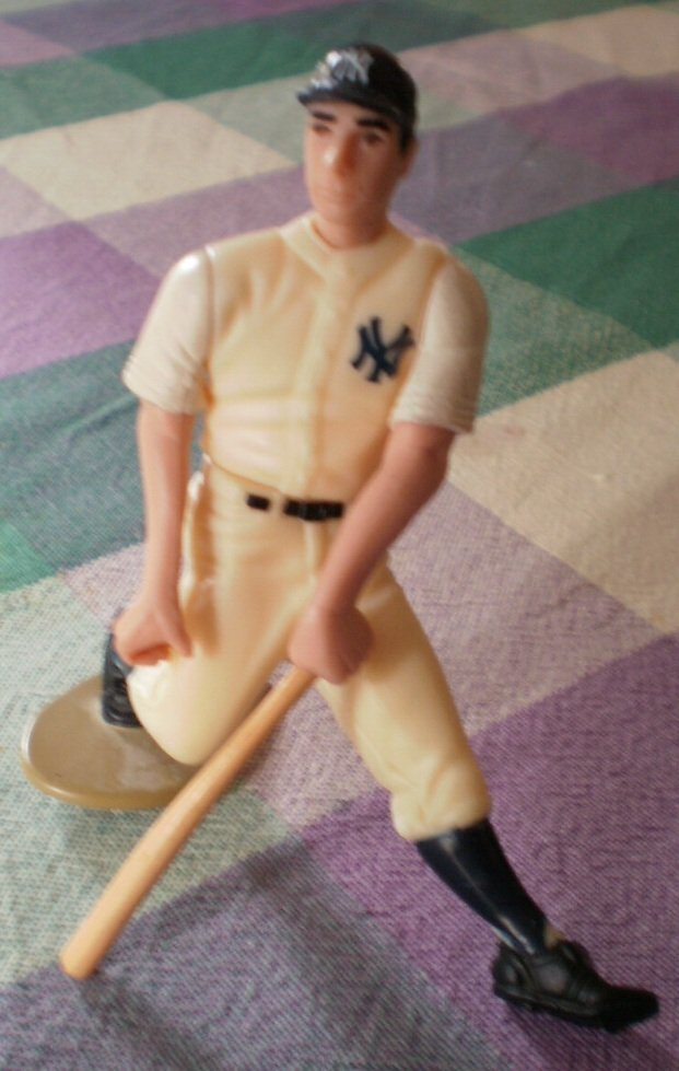 Joe DiMaggio Starting Lineup New York Yankees 1989 5 Baseball Action Figure