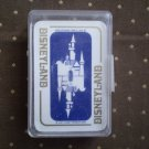 Disney Small Playing Cards Vintage Castle Disneyland