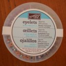 Stampin Up Eyelets Bold Brights II 200pc New 105317