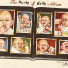 Prints of Wails Album Art Strader baby comic postcard Miss Take