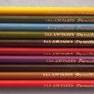 Vintage A W Faber Pencils For Painting Lot 10 8414