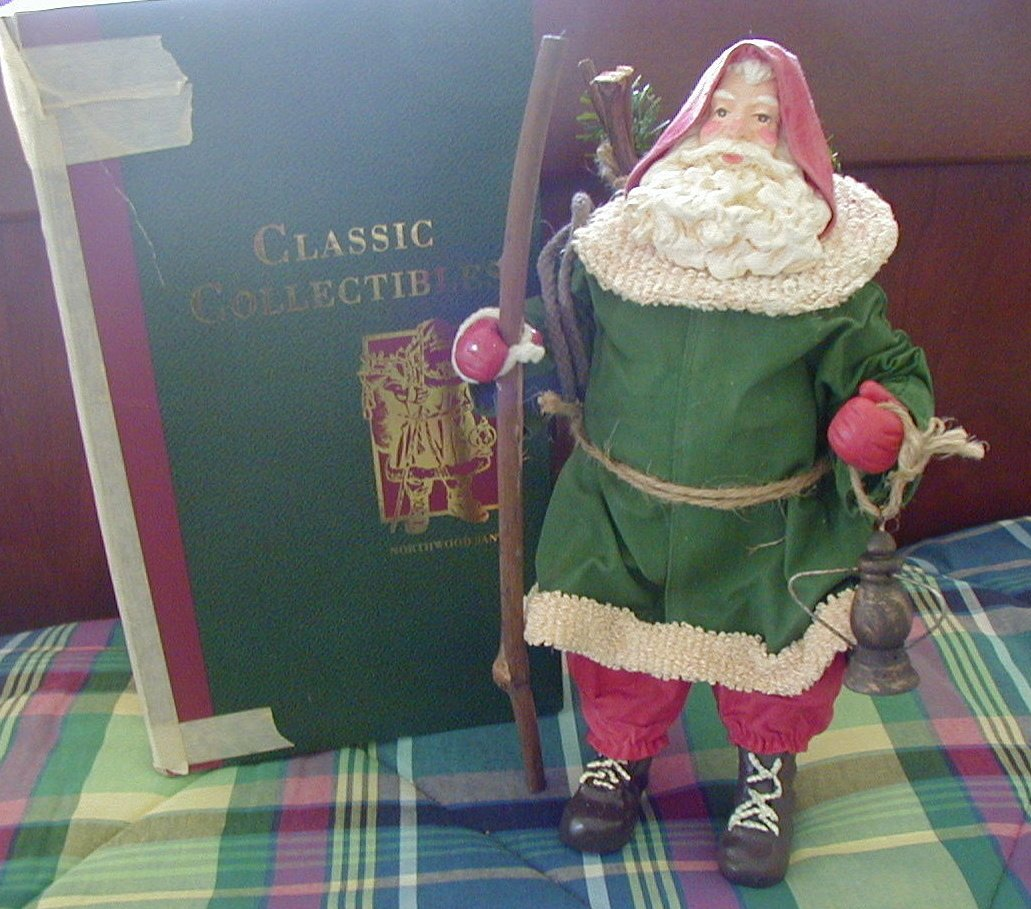 Northwood Santa May Department Stores 1993 Classic Collectibles