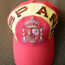 Baseball Hat Cap Espana Spain Red Yellow 58cm Royalty