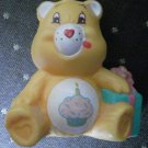 Care Bears Mini Figurine PVC 1983 Cupcake Gift Birthday