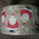 Printed Packaging Tape Santa Tumblers 26-4289 Gift Wrap