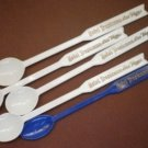 Hotel Tropicana Las Vegas Casino Swizzle Spoon Sticks Stirrer