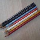 Reliance Pencil Co Excelsior Templar Magnolia Lot 6 Vintage