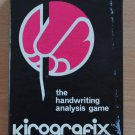 Kirografix The Handwriting Analysis Game 1971 Vintage Cards Frank Lehan