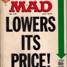 MAD MAGAZINE 179 DEC 1975 LOWERS ITS PRICE