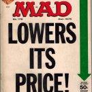 MAD MAGAZINE 179 DEC 1975 LOWERS ITS PRICE