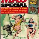 Mad Magazine Special No. 21 Tarzan Nostalgic Mad #5 Insert