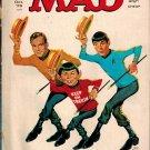 "MAD #186 MAGAZINE E.C. WILLIAM GAINES ALBERT FELDSTEIN ""STAR TREK PARODY"" SPOCK"