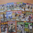 Lot 16 1996-2002 Horse Illustrated Magazine incl Special Edition
