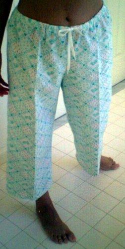 Custom Made 2 Fit U -- Capri Length Loungewear Pants