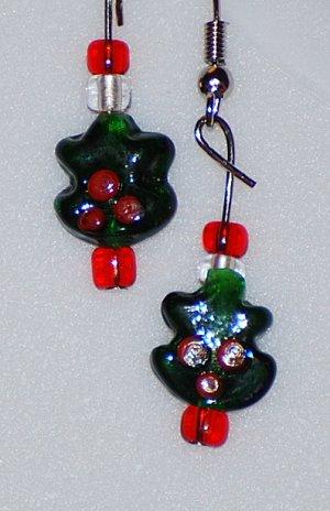 Holly earrings