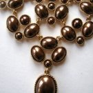 Amrita Singh Wainscott Wisteria Brown Pearl Necklace